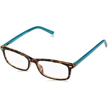 877452f773c0 Amazon.com  Kate Spade Women s Jodie HT10 Rectangle Reading Glasses ...