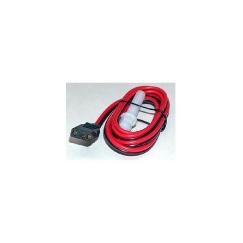 Pro Trucker 3-Pin Fused Power Cable for CB Radios
