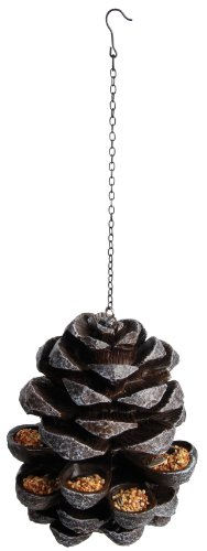 Esschert Design FB176 Pinecone Bird Feeder