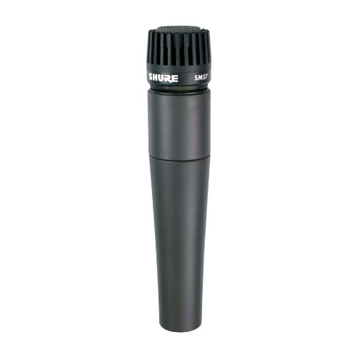 Shure SM-57 Cardioid Dynamic Instrument Microphone