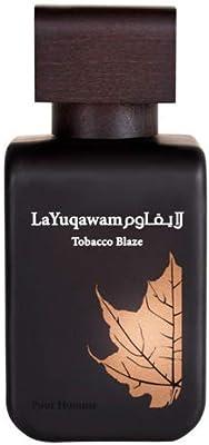 La Yuqawam Tobacco Blaze for Men EDP 75
