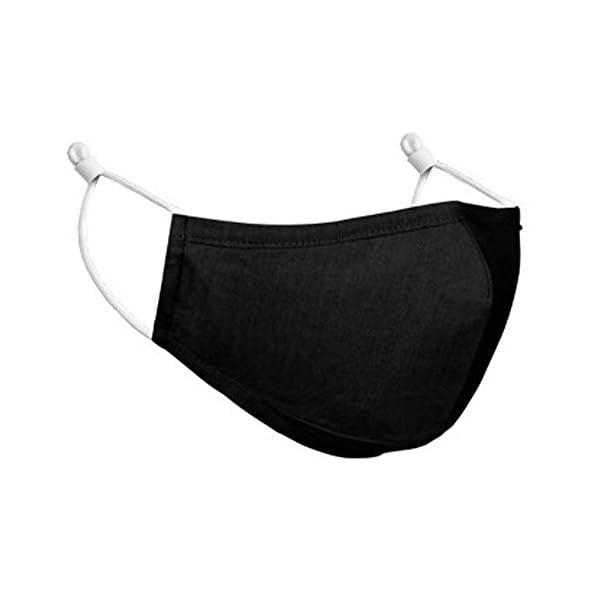 Luftty-Kinder-Behelfs-Mundschutz-mit-Filter-PM25-Alltagsmaske-Set-fr-Junge-Mdchen-wiederverwandbare-Baumwoll-Stoff-Maske-waschbare-Gesichtsmaske-mit-vielen-Motiven-Schwarz
