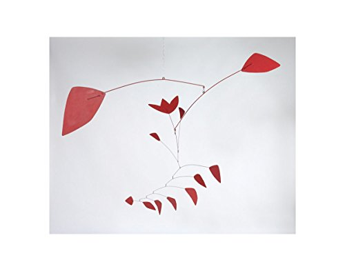 Alexander Calder Sculpture - McGaw Graphics The The Tulip, 1967 by Alexander Calder Painting Print