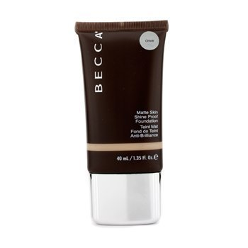 Becca Cosmetics Matte Skin Shine Proof Foundation 1.35 Fl Oz. Mink by Becca Cosmetics by CoCo-Shop