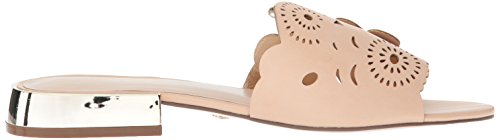 Nanette Lepore Pink Poetry Nanette Womens Slide Lepore Sandal Dusty xxwUrF