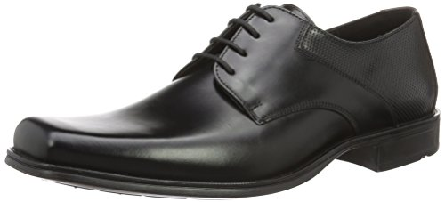 Lloyd Men Dwaine Derbys, Black, 9 Black (Schwarz 0)