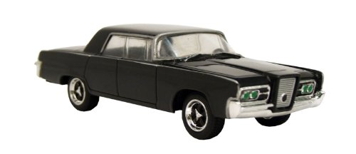 The Green Hornet Movie Black Beauty Collectible Die-Cast Vehicle