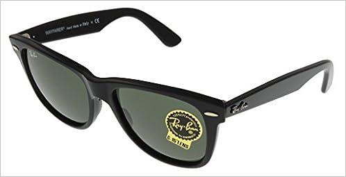 RB2140 901 Wayfarer - Black by Ray Ban for Unisex - 50-22-150 mm Sunglasses  Eyewear 40682bf9d8