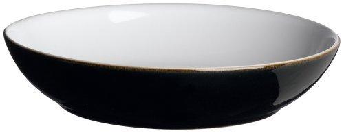 - Denby Jet Black Individual Pasta Bowl by Denby