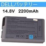 Dell/デル 500M 505M 510M 600M D500 D505 D510 D520 D600 D610 M20 対応バッテリー(4cell 14.8V 2200mAh) 並行輸入品