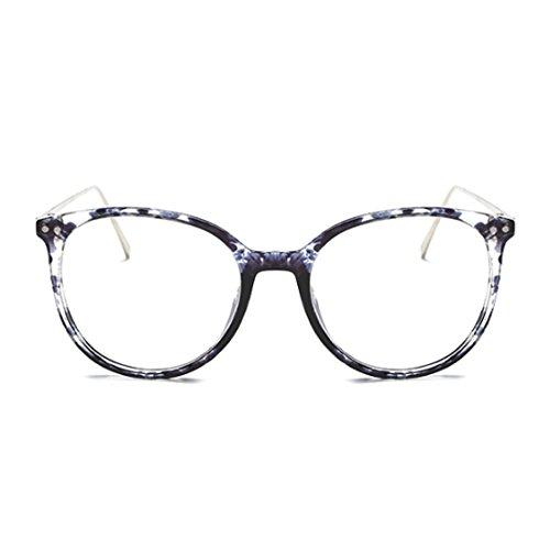 hommes résine lunettes en Retro Noir cadre femmes cadre lentilles mode plein MUCHAO myopes métal verres en qRAwnaqt6