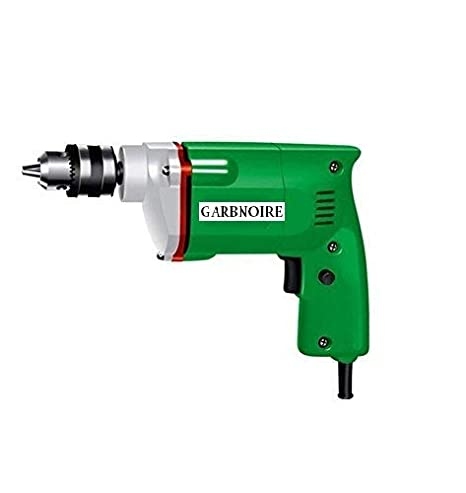 GARBNOIRE Xtreme Power 10MM Powerful Electric Drill Machine (Color May Vary)