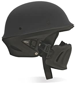 Bell Rogue Solid Open Face Motorcycle Helmet