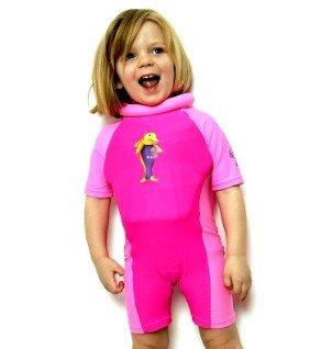 Swim Safe Bañador Flotador niña Soporte flotación Floatsuit Babysafe 4/5 años