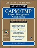 img - for CAPM/PMP Project Management Certification All-in-One Exam Guide with CD-ROM 2nd (second) edition Text Only book / textbook / text book