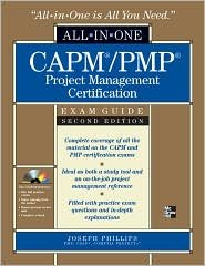 CAPM/PMP Project Management Certification All-in-One Exam Guide with CD-ROM 2nd (second) edition Text Only