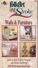 folkart-one-stroke-walls-furniture-one-hour-instructional-video-vhs
