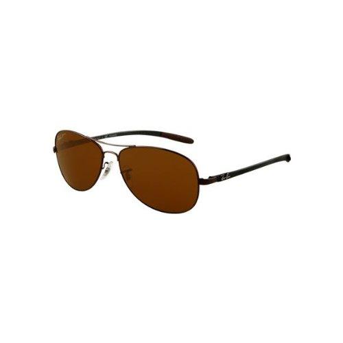 Ray-Ban RB8301-gafas de sol Adulto mixto, (014: Dark), 56 mm: Amazon.es: Ropa y accesorios