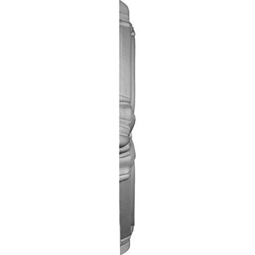 Ekena Millwork CM12AT 11 3/4-Inch OD x 4-Inch ID x 1/2-Inch Attica Ceiling Medallion by Ekena Millwork (Image #2)
