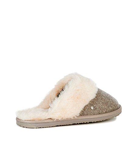 Almond Australia Femme 5 Sand W11047Chaussons Beige amande Marle Pour Emu 35 hdsrtxoQCB