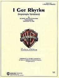 I Got Rhythm George Gershwin - 3