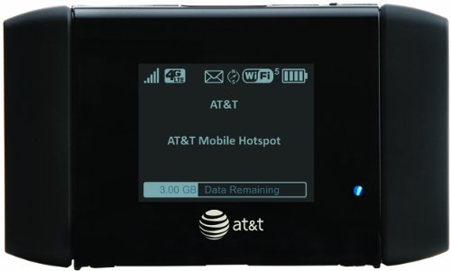 AT&T Elevate 4G LTE Mobile WiFi Hotspot
