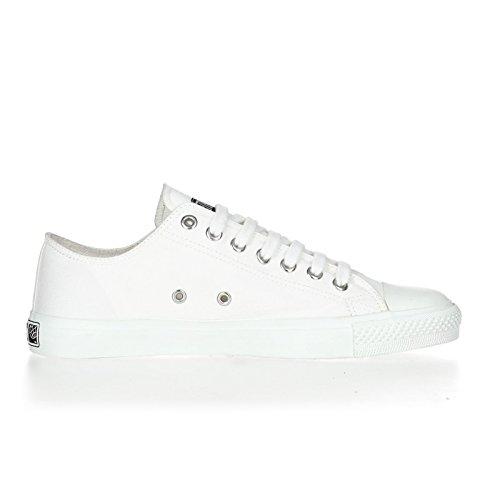 Apenas Orgânico De Cor Ethletic Sneaker Branco Locut Coleção 17 Vegan Algodão fUHqYvx