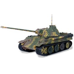 The Ultimate Soldier: WWII German Panther Tank With Two (21st Century Toys Vehicles)