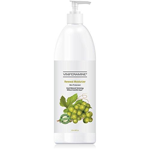 Viniferamine Renewal Moisturizer Skin Protectant -