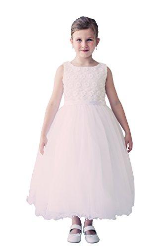 elegant 1st communion dresses - 4