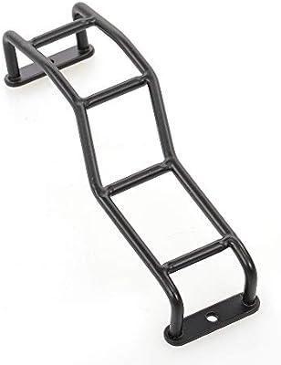 Goolsky Escaleras de Coches RC Escalera Mini Metal Simulación Escalera de 4 Niveles Decorar para Tamiya CC01 Pajero SCX10: Amazon.es: Juguetes y juegos