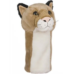 Daphne's  Cougar Headcovers, Outdoor Stuffs