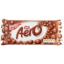 (Aero (Milk Chocolate) 6 Pack)