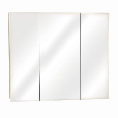 Zenith M36, Beveled Tri-View Medicine Cabinet, Frameless (Tri View Frameless Medicine Cabinet)