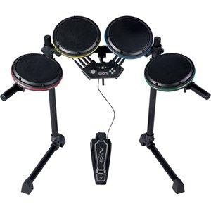 Ion Drum Set (Drum Rocker Rock Band 2 Premium Drum Set for PS3)