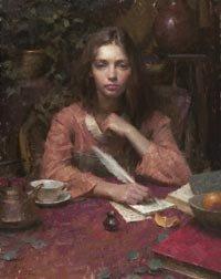 morgan weistling oil painting homework