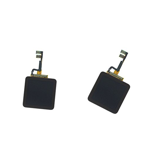 Baoblaze 2 Pcs Replacement LCD and Digitizer Screen For iPod Nano 6th Gen Generation -Tools Included