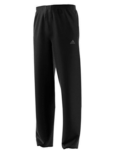 adidas Men's Team Issue Fleece OH Pants - Big & Tall, Black, 3XLarge