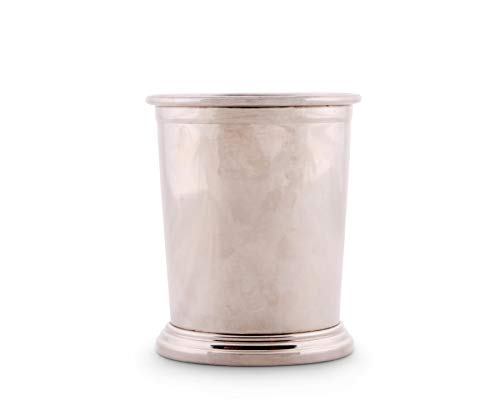 """Arthur Court Designs Stainless Steel 4"""" Tall Engravable Cup"""