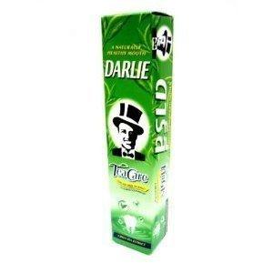2 x Darlie Tea Care Longjing Green Tea Extract Fluoride Toothpaste 160 G. (Toothpaste Tea Green)