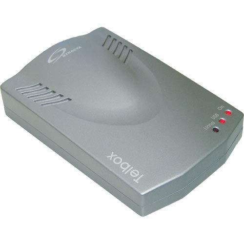 ADAPTADOR P/TELEFONIA IP - TELBOX