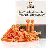 Dario Lancet 100 Units Package