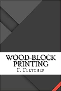 Book Wood-Block Printing