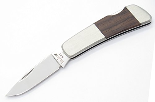 KAI Cutlery Kershaw 5300 Small Gentleman Lockback Knife Made in Japan ~ Vintage New Old Stock (Nos Vintage Steel)