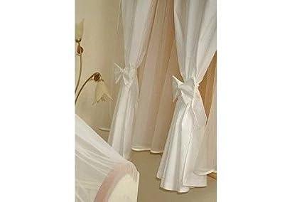 Tende Per Camerette Per Neonati : Baby tende per cameretta neonato con fiocchi decorativi 157 48 x 157