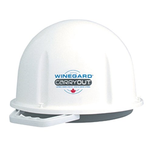 Winegard GM0700 Automatic Portable Satellite Antenna by Winegard