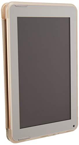 Kempler & Stauss PRINCESAS-7I Tablet 7', Wi-Fi, 8 GB, 1 GB RAM, ROCKCHIP Cortex_a7 1.2 GHz, Android 4.4 KitKat, color Plata