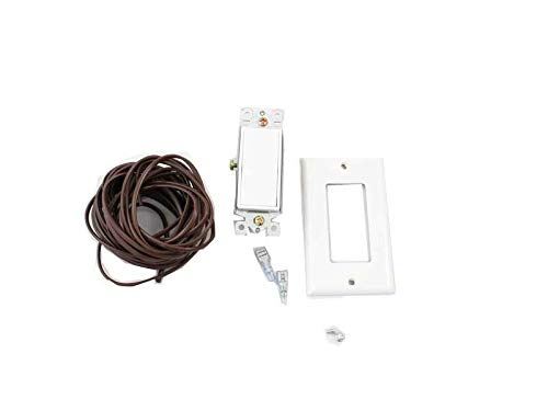 Lennox OEM Skytech Sky-WS Wired Wall Mounted On/Off Fireplace Control (Sky-WS) - Original OEM Part