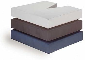 Coccyx Cushion Foam 18 x16 x4 Black