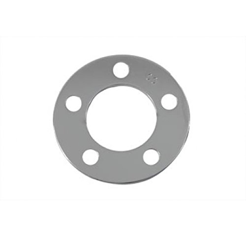V-Twin 20-0347 .125 Rear Pulley Rotor Spacer Steel
